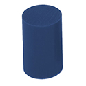 Ferris File-A- Wax Round Bar, Blue
