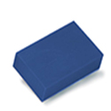"Ferris File-a-Wax 1 Pound Bar, Blue, 5-3/4"" x 3-1/2"" x 1-3/8"""