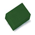 "Ferris File-a-Wax 1 Pound Bar, Green, 5-3/4"" x 3-1/2"" x 1-3/8"""