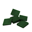 Ferris File-A- Wax Slabs, Green Assortment