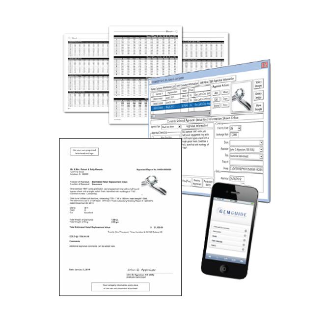 gemguide appraisal software