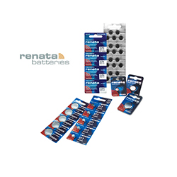 Renata Mercury Free Battery - 377