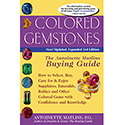 Gemstones: The Matlins Buying Guide, by Antoinette L. Matlins