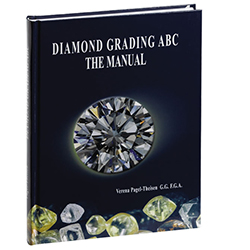 Diamond Grading ABC, by Verena Pagel-Thiesen