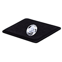 Bi-Level Counter Pad - Black Velvet