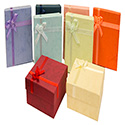 Utility/Large Pendant Box - Pastel Gift Box Collection (48 pack)