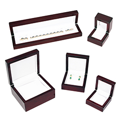 Small Earring/Pendant Box - Eternity Collection