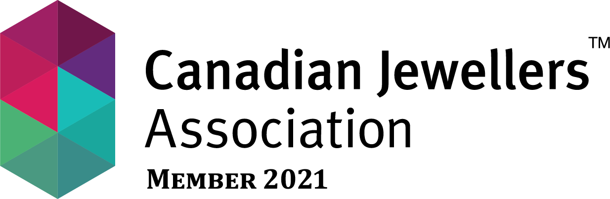 Canadian Jewellers Association Member - 2021