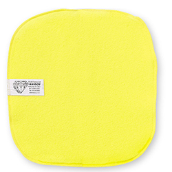 Kassoy Yellow Diamond Cloth - 9