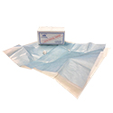 I. David Premium Diamond Parcel Papers - Blue/White - Size 2