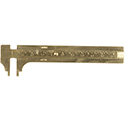 Brass Vernier Gauge - 100mm