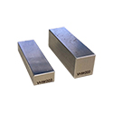 Steel Gauge Calibration Blocks (Set of 2)