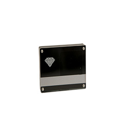 Diamond Display Box with Magnetic Cover - 2 3/4