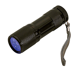 9-LED UV Flashlight