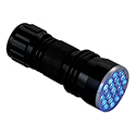 21-LED Ultra Bright UV Flashlight