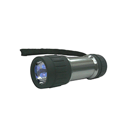 3-LED UV Flashlight