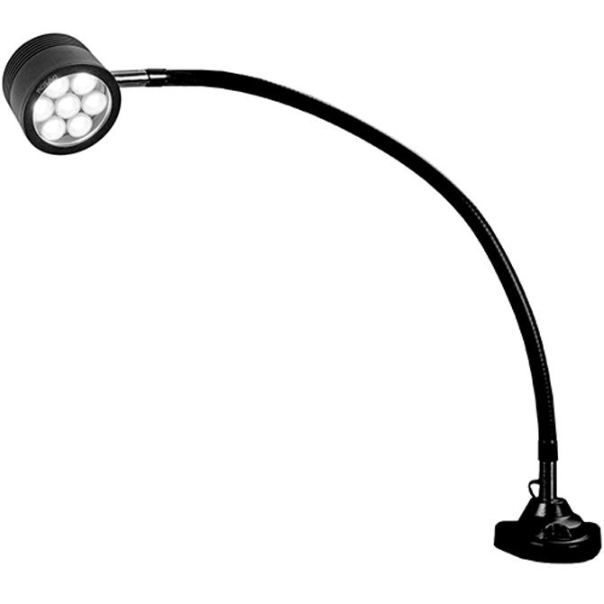 Led Light Bench : Dazor wolf ecoflex led bench light clamp base kassoy