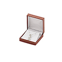Earring/Pendant Box - Regal Collection (12 pack)