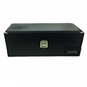 Large Leather Parcel Box for Size 1 Papers