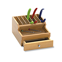 Wooden Tool/Plier Rack