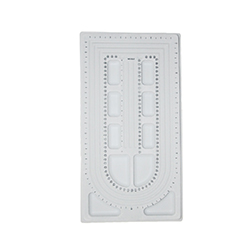 Bead Stringing Board - 3 Channels