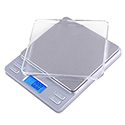 Kassoy Pocket Gram Scale - 200g x .01g