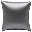 Display Pillow - Steel Gray