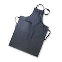Denim Jeweler's Apron