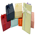 Wide Pendant Box - Pastel Gift Box Collection (72 pack)