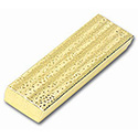 Gold and White Rectangle Box - 100/pack