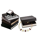 Magnetic Display Necklace Boxes