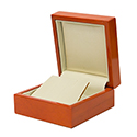 Earring Box - Sienna Collection - Brown/Cream (10 pack)