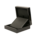 Pendant Box - Sienna Collection - Black/Black (10 pack)