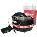 Speed Brite Ionic Turbo Jewelry Cleaner Package - 12oz Tank