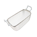 Branson Ultrasonic Cleaner Basket - For 3/4 Gallon Cleaners