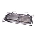 Universal Ultrasonic Cleaning Basket - Extra Fine Mesh
