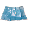 Kassoy Economy Diamond Parcel Papers - Blue/Blue