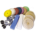Foredom Wayne Werner Bench Lathe Polishing Kit