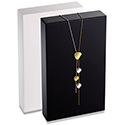 Large Necklace Stand - Black - Glossy