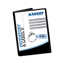 Kassoy Inventory and Label System II Software