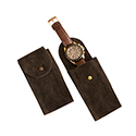 Single Suede Watch Holder