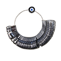 Full, Half & Quarter Size Ring Sizer - 1-16""