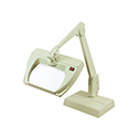 Dazor Stretchview Desk Base Magnifier