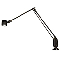 Dazor Wolf Classic Arm LED Bench Light - Clamp Base