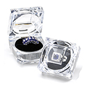 Ring Box - Clear Lucite (24 pack)