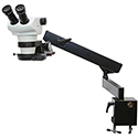 Kassoy Bench Microscope with Flex Arm