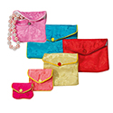 Satin-Lined Pouches