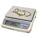 A&D Everest Series LFT Gram Scale - 600g x .1g