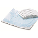 I. David Standard Diamond Parcel Papers - White/White