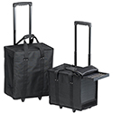 Wheeled Carrying Case - Holds 17 Standard Trays
